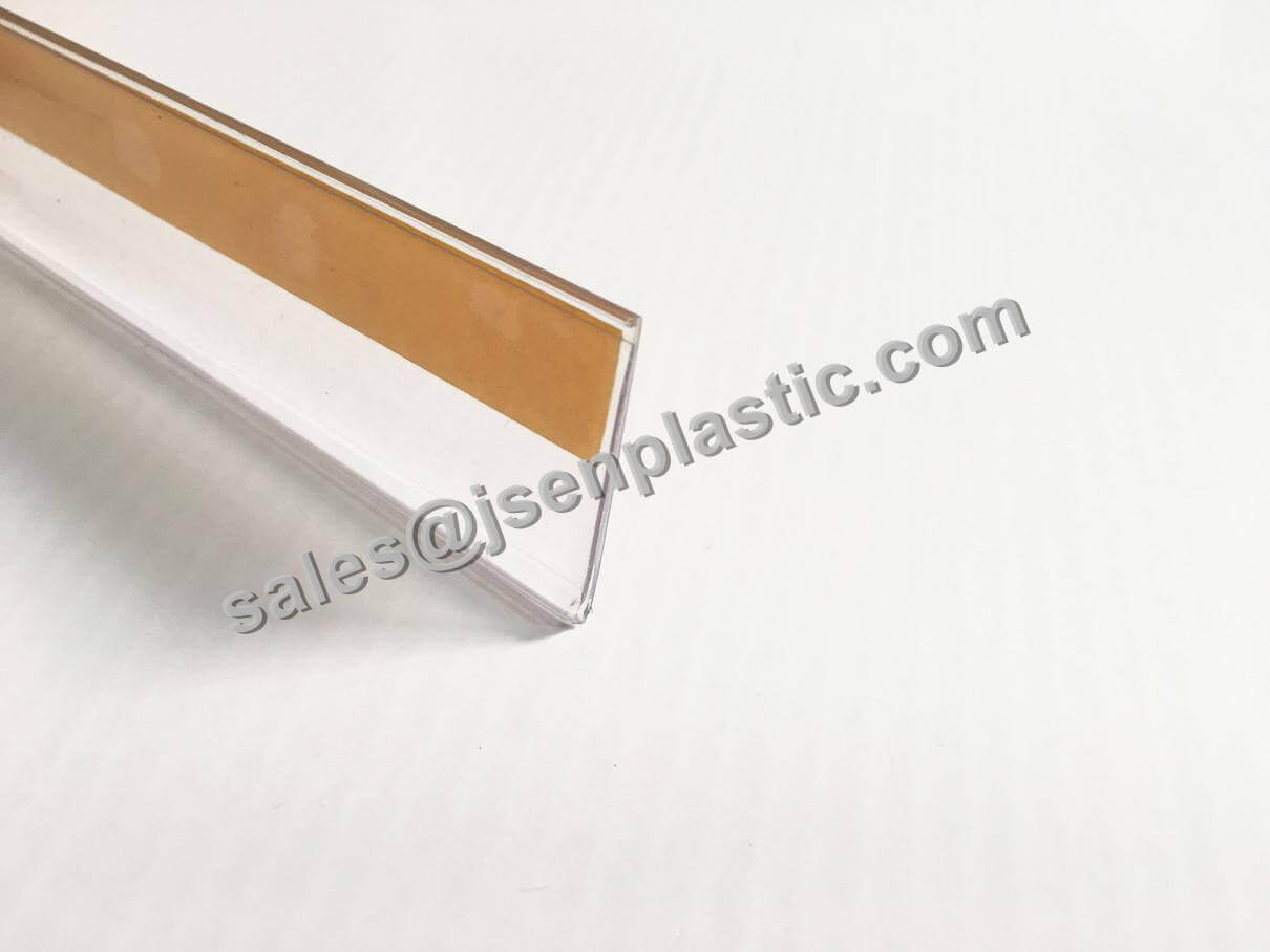 Plastic flat data strip DBR26