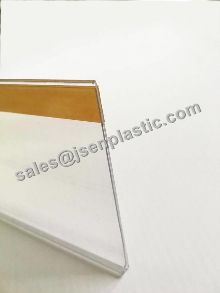 Plastic flat data strip DBR52