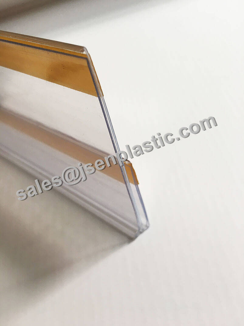 Plastic flat data strip DBR80